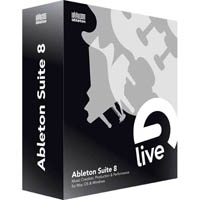 Ableton Suite 8 EDU