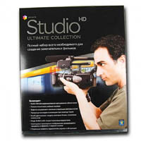 Avid  innacle Systems STUDIO Ultimate Collection V.14