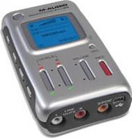 M-AUDIO Micro Track 24/96