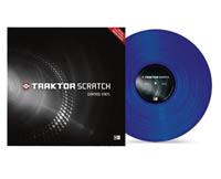 NATIVE INSTRUMENTS Traktor Scratch Pro Control Vinyl Blue Mk2