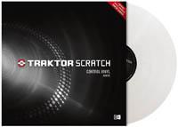 NATIVE INSTRUMENTS Traktor Scratch Pro Control Vinyl White Mk2