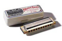 HOHNER Marine Band 1896/20 B