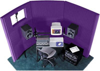 AURALEX MAX-Wall 831 - Purple