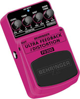BEHRINGER FD 300 ULTRA FEEDBACK/DISTORTION