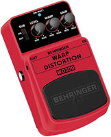 BEHRINGER WD 300 WARP DISTORTION