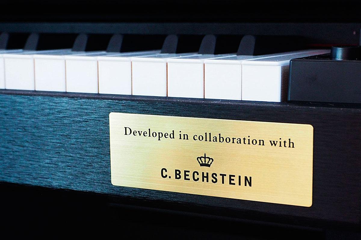 """Разработанная в сотрудничестве с известной фабрикой """"C. Bechstein"""""""