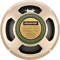 CELESTION G12M Greenback(T1220AWD)
