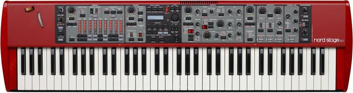 CLAVIA Nord Stage EX Compact