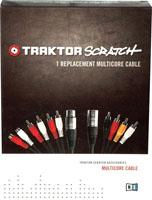 NATIVE INSTRUMENTS Traktor Scratch Replacement Set