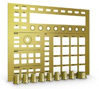 NATIVE INSTRUMENTS Maschine Mk2 Custom Kit Solid Gold