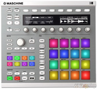 NATIVE INSTRUMENTS Maschine MkII Wht