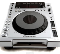 PIONEER CDJ-850-W DJ