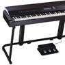 Коллекция Сценические цифровые фортепиано - 7 наименований стоимостью от 73430 до 194990 рублей. Начиная с 1972 года, Roland лидирует во многих технологических разработках, к примеру, таких как разработка V-инструментов. V-Piano – это широчайшие функциональные возможности в компактном корпусе. Благородного акустического звучания инструмента удалось добиться новейшему методу генерации звука фортепиано, молоточковая клавиатура дает возможность прочувствовать естественные ощущения от игры. Современный дизайн впишется в любой интерьер.