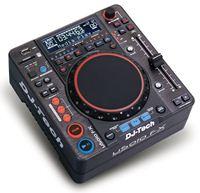 DJ-TECH uSolo FX BLK