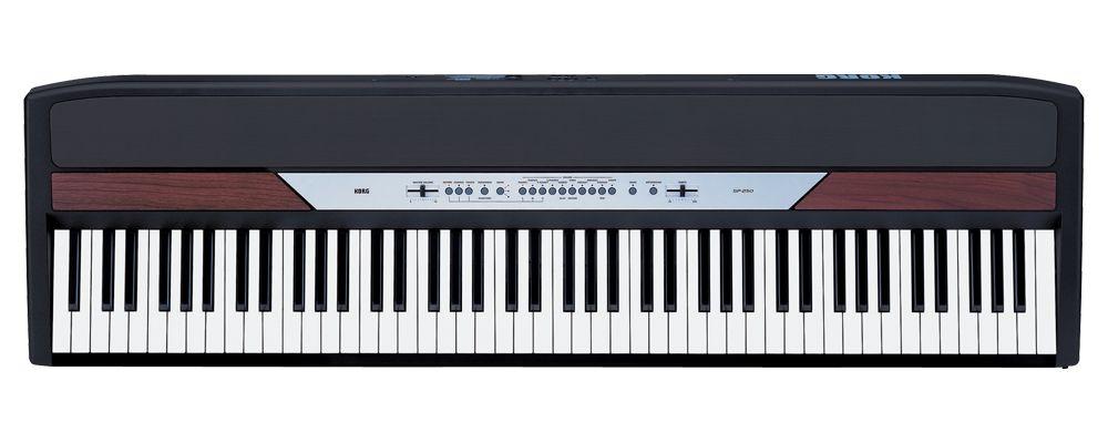 KORG SP-250 BK