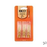 RICO Soprano Sax Reeds, Str 1.5, 3-шт