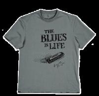 Аrdimusic The Blues is Life тёмная размер S (40)