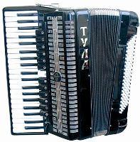 Тульская гармонь А-1