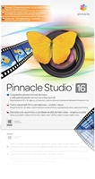COREL Pinnacle Systems STUDIO V.16
