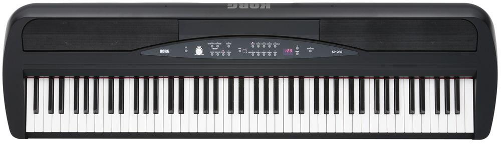 KORG SP-280-BK