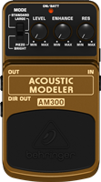 BEHRINGER AM300 Acoustic Modeler