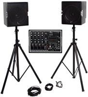 Alpha Audio A-AMP compact 700 coax