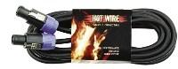 Hot Wire Speaker cable Premium Line Black 15m