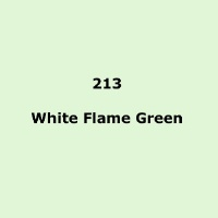 LEE FILTERS 213 White Flame Green/половина листа
