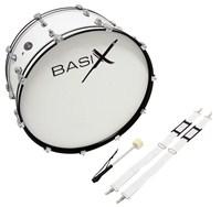 """BasiX Marching Bass Drum 26х12"""" P/U 1"""
