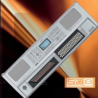 KETRON SD8 with Hard  Disk