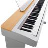 Коллекция Электропиано P Series - 24 наименований стоимостью от 23370 до 269900 рублей. Соединяя великолепное качество звука, новые разработки усилителя мощности с согласованным сигналом на выходе и продуманное управление – получается цифровое пианино Yamaha P серии. Эксклюзивная технология Yamaha EEEngine, обеспечивает экономичность мощных усилителей и настраивает фильтры высоких и низких частот для согласования с любыми типами акустических систем.